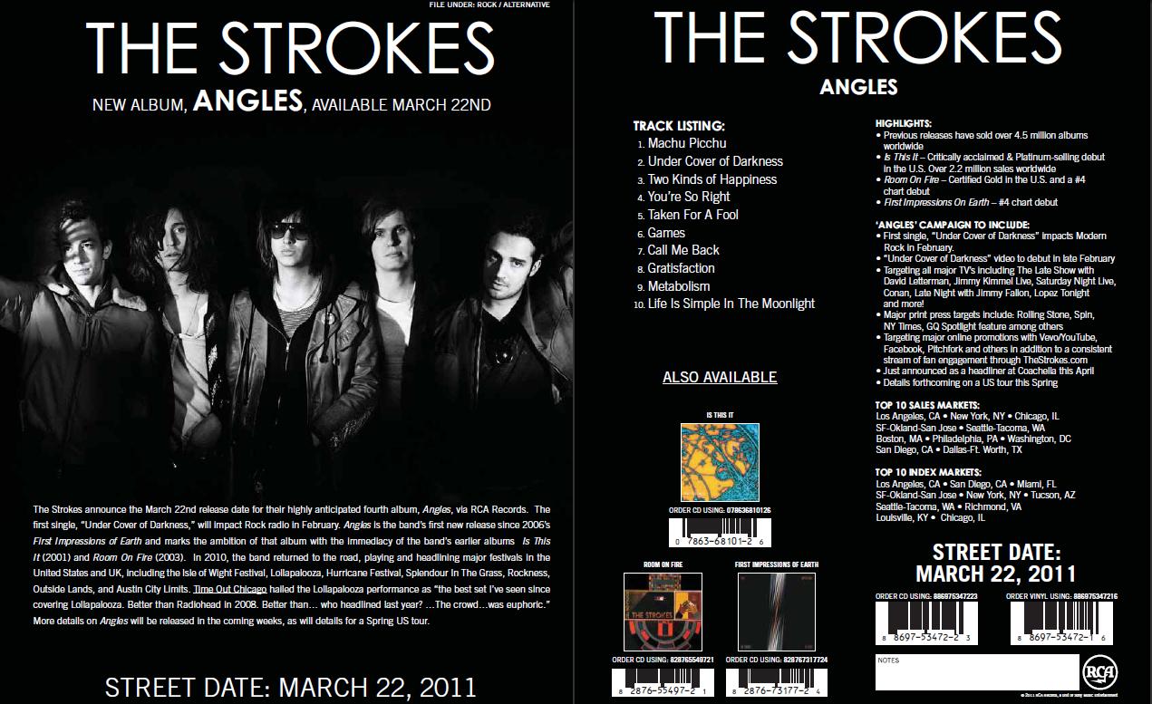 Press release music
