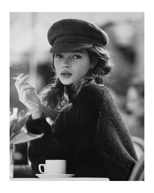Kate Moss // photo: Kate Garner