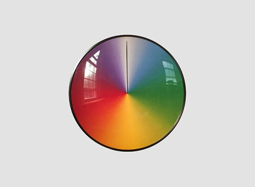 ThePresent Clock // by Scott Thrift